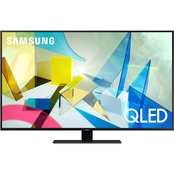 Samsung 55 in. Class Q80T QLED 4K Ultra HD HDR Smart TV