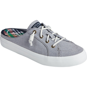 Sperry Crest Vibe Mule Chambray Shoes