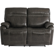Bassett Grant Power Motion Loveseat