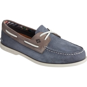 Sperry Men's Authentic Original Plushwave Washable 2 Eye Boat Shoes