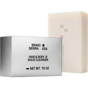 Bravo Sierra Hair and Body Solid Cleanser