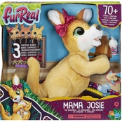 Furreal Friends Mama Josie the Kangaroo Interactive Pet Toy