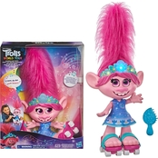 Trolls DreamWorks Trolls World Tour Dancing Hair Poppy Toy