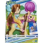 Baby Alive Littles Lil' Pony Ride Mandy Doll and Pony