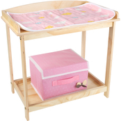 Hey! Play! Baby Doll Changing Table for 18 in. Dolls