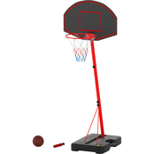 Hey! Play! Junior Basketball Hoop with Portable Backboard