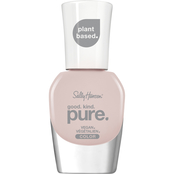 Sally Hansen Good.Kind.PureElderflower Power Nail Polish