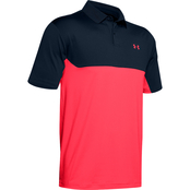 Performance Polo 2.0 Colorblock BLK