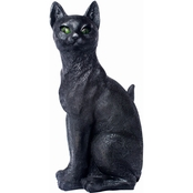 Fun World Lite Up 13.25 in. Scary Cat