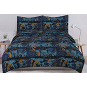 Graffiti Comforter Set