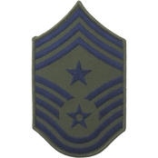 Air Force Command Chief Master Sergeant (CCM) Sew-On Rank