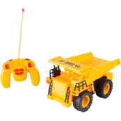 Hey! Play! Dump Truck Remote Control Toy