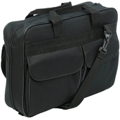 Flying Circle 17 in. Laptop Briefcase