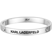 Karl Lagerfeld Rue St. Guillaume Bangle Bracelet