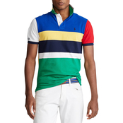 Polo Ralph Lauren Classic Fit Color Blocked Polo Shirt