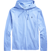 Polo Ralph Lauren Cotton Jersey Hooded Tee