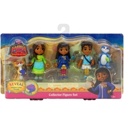 Just Play Mira and Friends Collector Figure Set