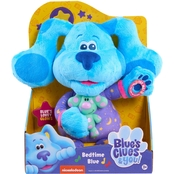 Just Play Blue's Clues and You! Bedtime Blue Plush Toy
