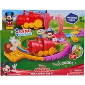 Just Play Mickey's Musical Express Train Set