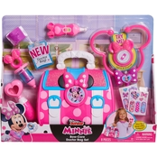 Just Play Minnie Bow Care Doctor Bag Set