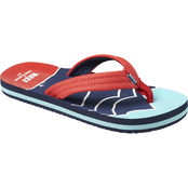 Reef Boys Ahi Mountain Wave Sandals