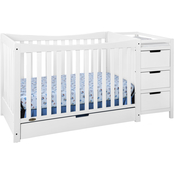 Graco Remi 4 in 1 Convertible Crib and Changer