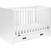 Graco Cottage 3 in 1 Convertible Crib with Drawer