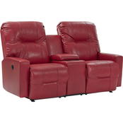 Best Home Furnishings Kenley Leather Power Reclining Loveseat