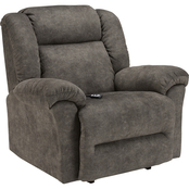 Best Home Furnishings Gigantor Power Rocking Recliner
