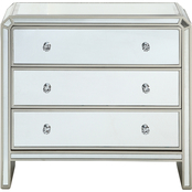 Coast to Coast Accents Reflections 3 Drawer Chest