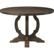Coast to Coast Orchard Park Round 48 in. Dining Table