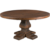 Coast to Coast Woodbridge Round 60 in. Dining Table