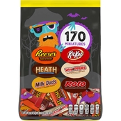 Hershey's Assorted Candy Stand Up Bag 170 ct.