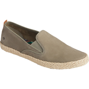 Sperry Women's Sailor Twin Gore Leather/Jute Sneakers