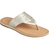 Sperry Women's Seaport Leather Sandals