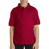 Dickies Little Boys Pique Polo Shirt