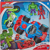 Hasbro Marvel Super Hero Adventures Action Racers