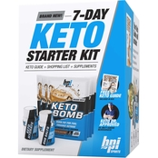 BPI 7 Day Keto Kit