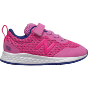 New Balance Toddler Girls IAARICP3 Running Shoes