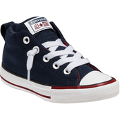 Converse Boys Chuck Taylor All Star Street Mid Top Sneakers