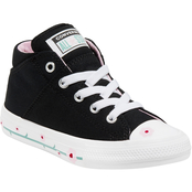 Converse Girls Chuck Taylor All Star Madison Mid Top Sneakers