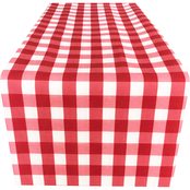 Benson Mills Simple Check Table Runner 13x72