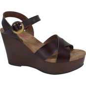 Jellypop Brette Wedge Sandals