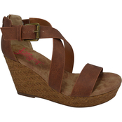 Jellypop Halo Wedge Sandals