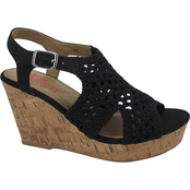 Jellypop Arial Wedge Sandals