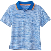 Gumballs Toddler Boys Lightweight Knit Polo Top
