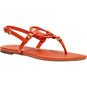 COACH Jeri Leather Sandals