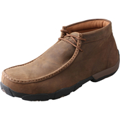 Twisted X Men's Driving Moc Saddle Shoes