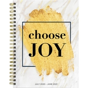 TF Publishing July 2020 - June 2021 Choose Joy Weekly Monthly Planner