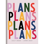 TF Publishing July 2020 to June 2021 Plans Plans Plans Plans Medium Monthly Planner